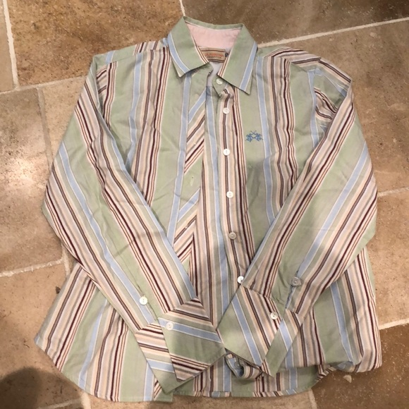 la Martina Tops - La Martina women's button down shirt sz 3